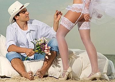 Hot Pantyhose Pics Bridal Garters 110