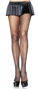Shimmer Pirate Costume Fishnets