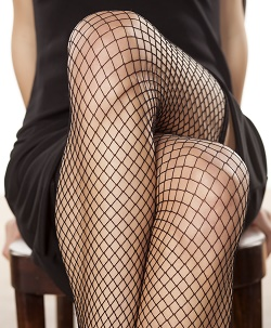 Fishnet Fashion Trends