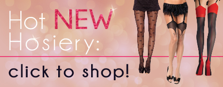 Hot new hosiery from Hot Legs!