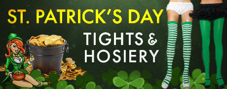 Shop St. Patrick's Day Tights & Hoisrey!