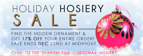 Holiday Hosiery Sale Online Discount Fashion