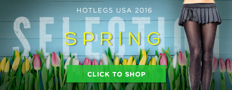 Spring Hosiery Selection