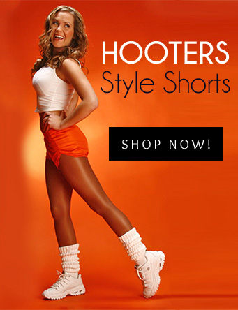 Dolfin Hooter Style Orange Shorts