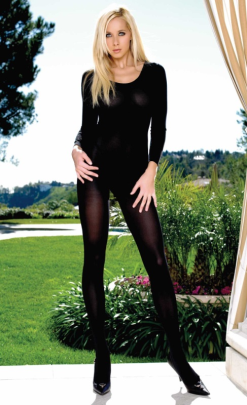 LA8752 Leg Avenue Opaque Bodystocking