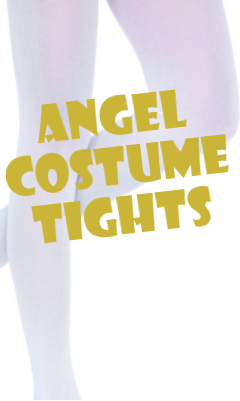 Angel Costume Tights