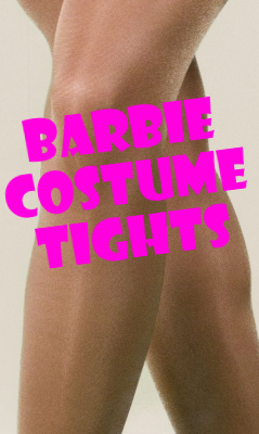 Barbie Costume Tights