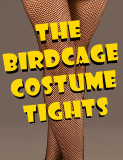 Birdcage Costume Tights