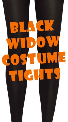 Black Widow Costume Tights
