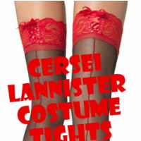 Cersei Lannister Costume Tights
