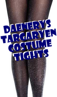 Daenerys Costume Tights