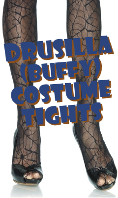 Drusilla the Vampire Costume Tights