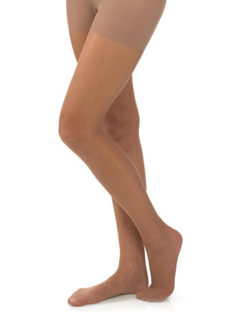 Jockey Control Top Sheer Pantyhose For Men - Hot Legs USA