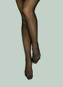Leg Avenue Sheer Pantyhose for Men LA0803M