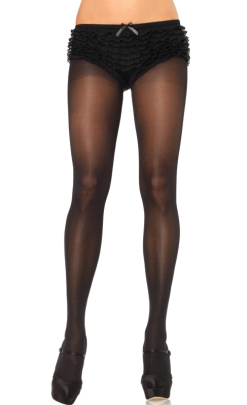 LA0992 Tights with Cotton Crotch