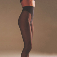LA0995 Leg Avenue Thong Back Panty Lycra Sheer Pantyhose