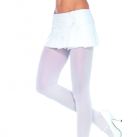 LA7300 White Leg Avenue Nylon Colored Tights