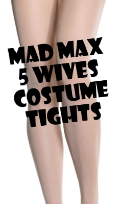Mad Max Costume Tights