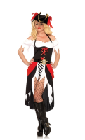 LA83699 Leg Avenue Pirate Beauty Costume