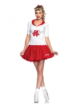 Rydell High Cheerleader Halloween Costume