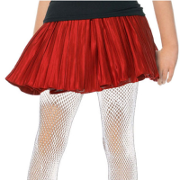 Childrens Leg Avenue White Fishnet Tights
