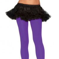 LA7300 Purple Leg Avenue Nylon Colored Tights