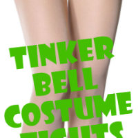 Tinker Bell Costume Tights
