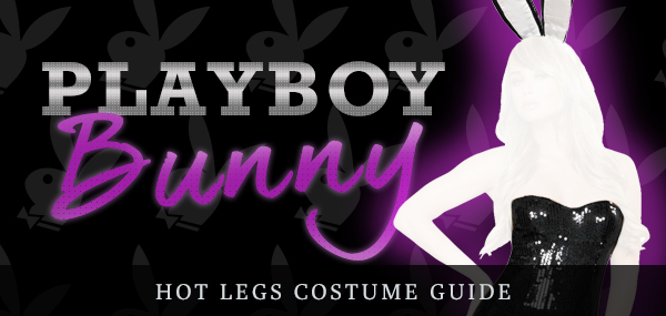 DIY Playboy Bunny Costume Guide