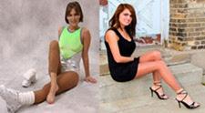Peavey Premium Quality FOOTLESS Pantyhose